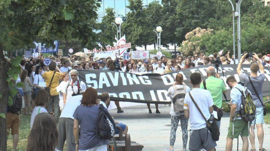 Tüntetés 7