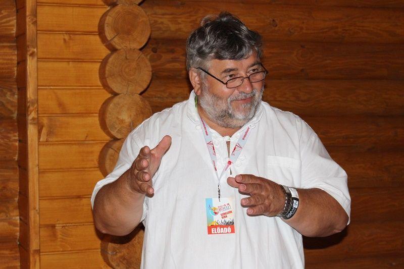 Dr. Varga Gábor pszcihológus. (Fotó: Felvidék.ma)