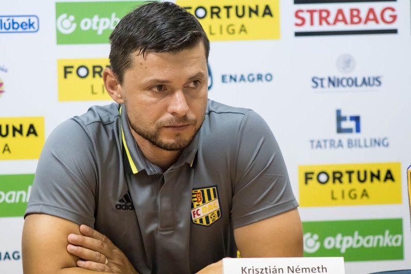 Németh Krisztián (Fotó: Hideghéthy Andrea/Felvidék.ma)