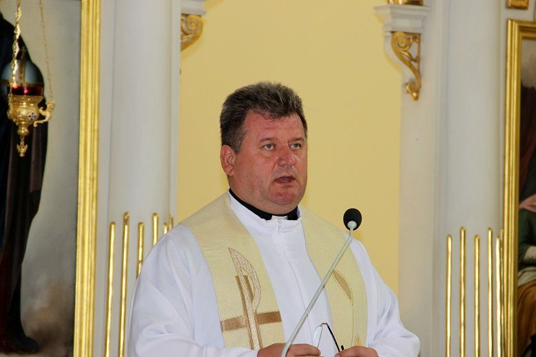 Pásztor Zoltán püspöki helynök (Fotó: Balassa Zoltán/Felvidék.ma)