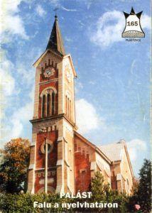 A Honismereti Kiskönyvtár egyik füzete Palástról. Csáky Károly felv.