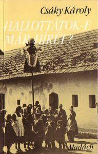 A szerző ipolybalogi működése ideje alatt született néprajzi kötet, melyben diákjai is szerepelnek - Pozsony, 1987