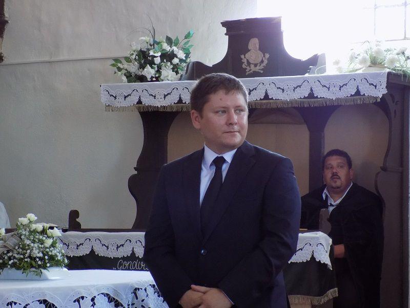 Bitay Levente konzul (Fotó: Homoly Erzsó/Felvidék.ma)