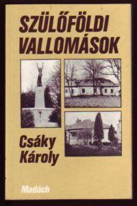 Egy másik helytörténeti könyv az oktatással párhuzamosan végzett gyűjtésekből - Pozsony, 1989
