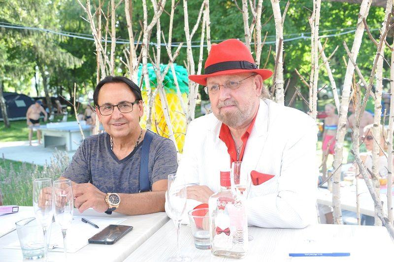 Fásy Ádám és Jozef Oklamčák (Fotó: Kanyó Béla)