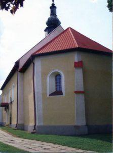 Ipolyszécsénke műemléktemploma. Csáky Károly felv.