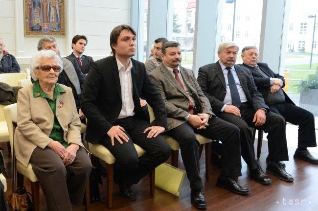Kassán az Alkotmánybíróságon (Fotó: tasr)