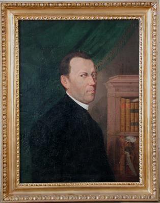Portré - Szeder Fábián. Pannonhalmi Főapátság