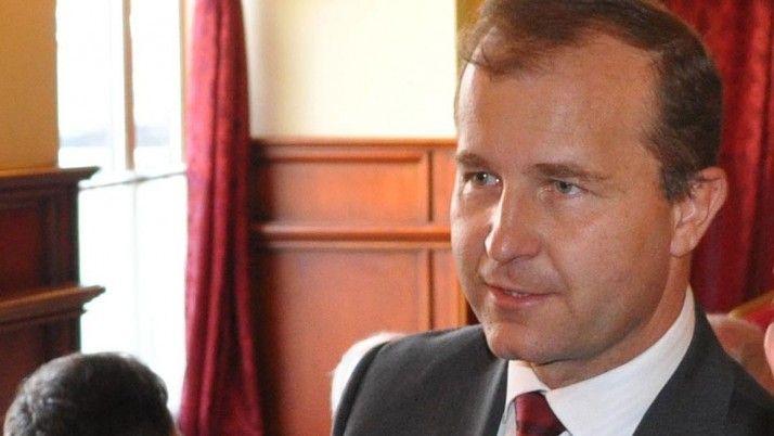 Farkas Iván, a párt gazdaságpolitikai alelnöke. Fotó: MKP