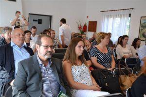 A konferencia résztvevői (Fotó: Pokrok)