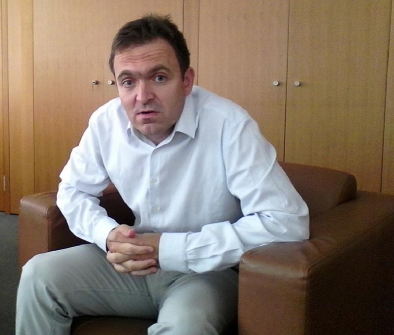 """""""Nehezményezzük, hogy a plusz adóbevételek ellenére a hiány nem csökkent."""" (Fotó: Matus Tibor/Felvidék.ma)"""