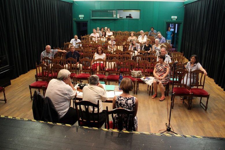 A konferencia résztvevői (Fotó: BZ)