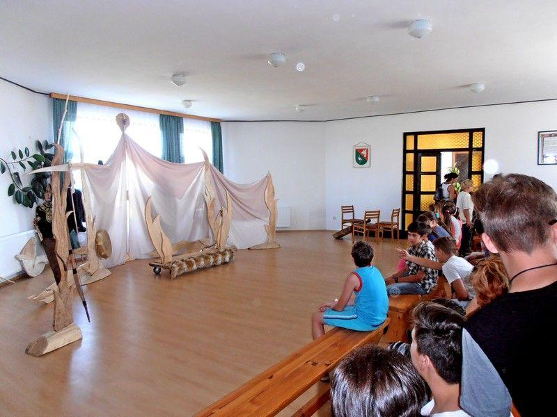 Hetényben, a községházán volt az előadás. (Fotó: Bárány János/Felvidék.ma)