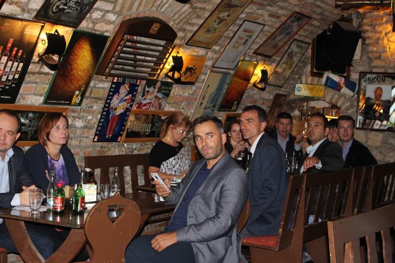 Az alakulós ülés résztvevői (Fotó: Szalai Erika/Felvidék.ma)