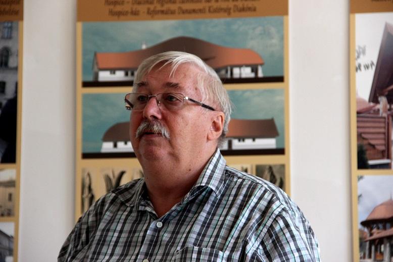 Huszár László (Fotó: Balassa Zoltán)