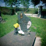 Somogyi Mária Katinka síremléke (Fotó: Csáky Károly)