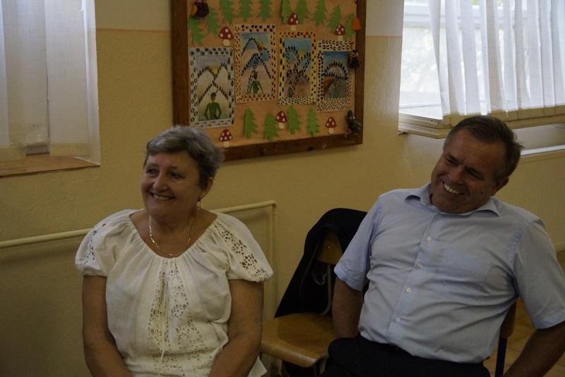 Szobi Eszter és Csenger Sándor (Fotó: Hideghéthy Andrea)