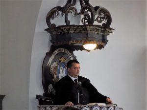 Nt. Nagy Ákos Róbert esperes (Fotó: Homoly Erzsó/Felvidék.ma)