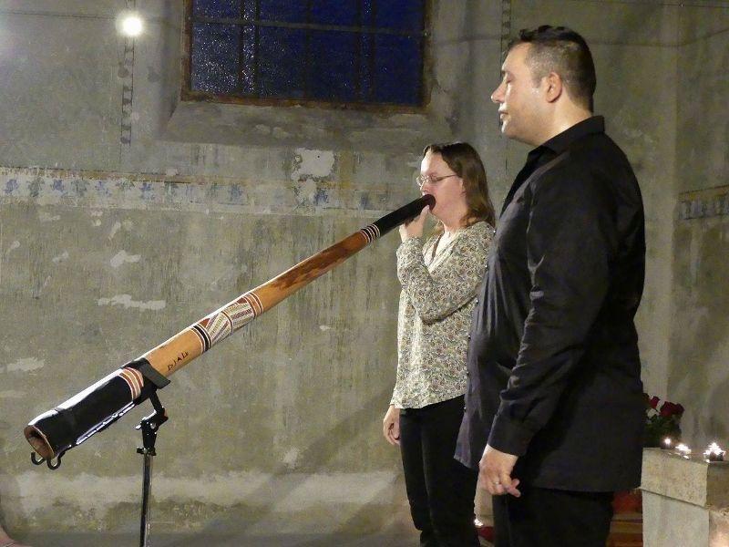 Rami Shaafi és felesége Ivana