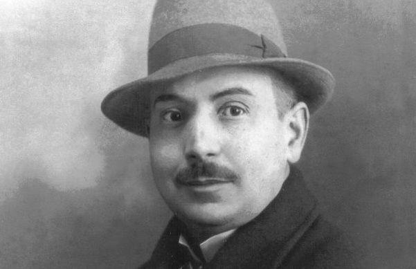 Baranyai József portréja. (Fotó: Németh István archívuma)