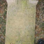 Gyurcsó István síremléke 1917-ből (Fotó: CSK)