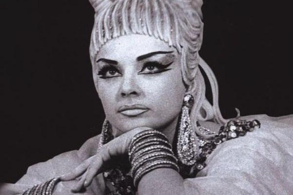 Házy Erzsébet, korabeli felvételen. (Fotó: MÁO archívuma)
