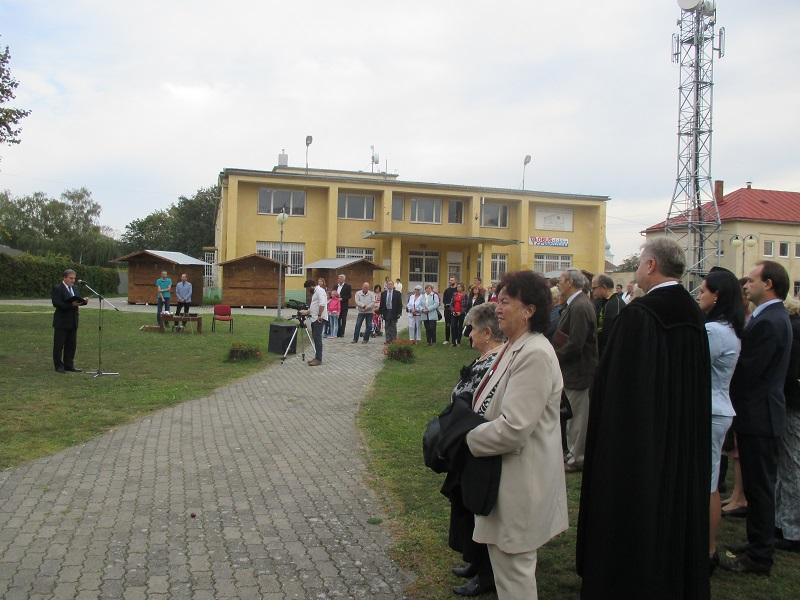 A résztvevők egy része (Fotó: VT)