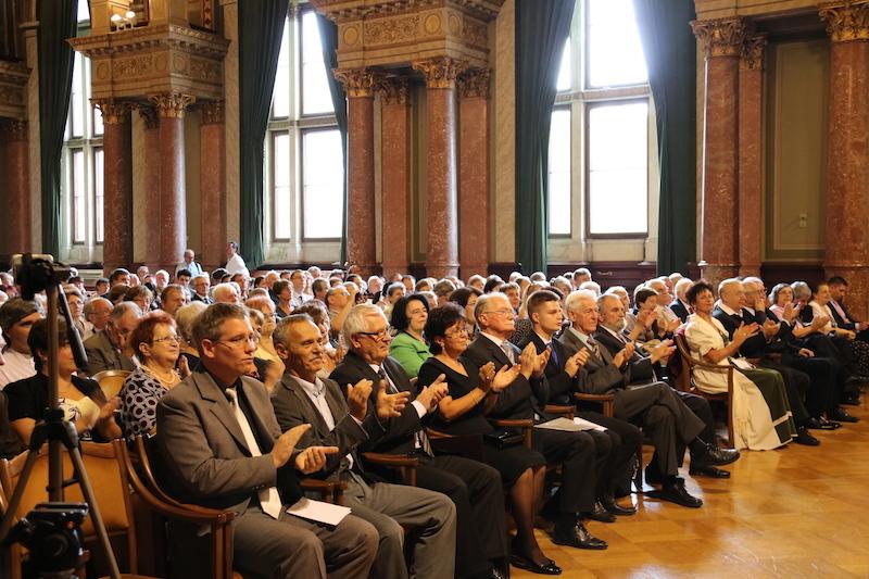 A közönség (Fotó: GG)