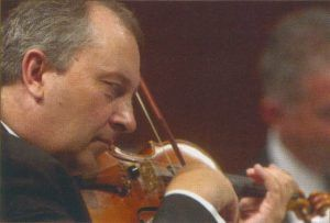 Török Ferenc hegedűművész