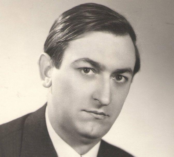 Dobi Géza (Fotó: S.L. archívuma)