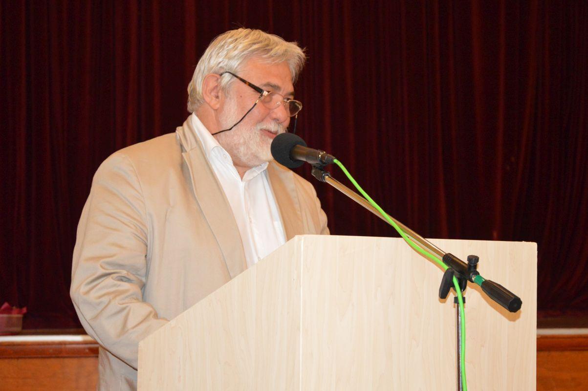 Molnár Imre (Fotó: Dunajszky Éva/Felvidék.ma)