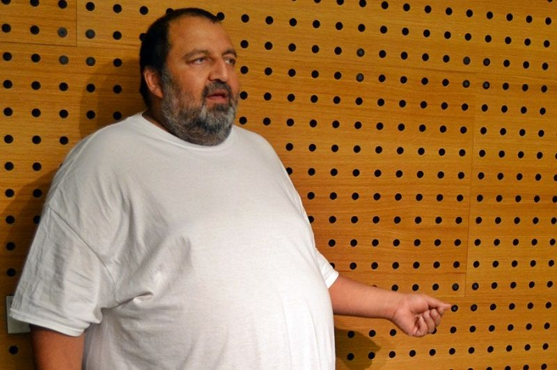 Nahimi Péter (fotó: szegedma.hu)