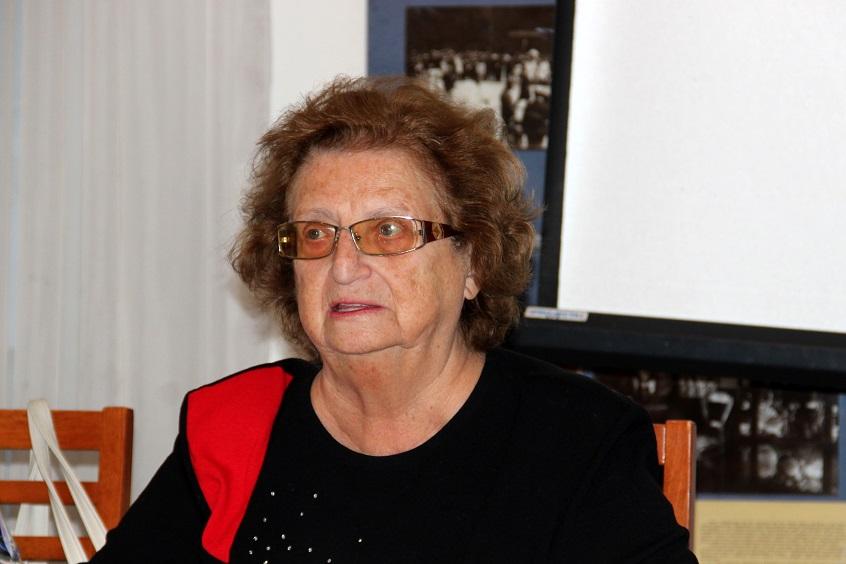 Bartókról a kassai születésű PhDr. Lýdia Urbančiková zenetörténész emlékezett meg magyar nyelvű előadásában (Fotó: Balassa Zoltán/Felvidék.ma)