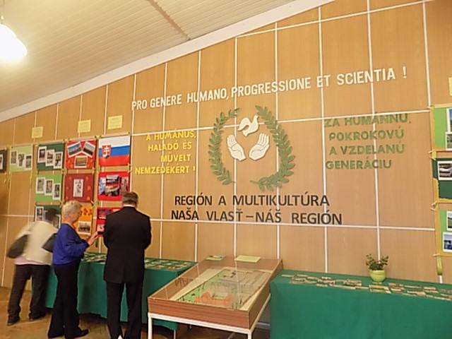 Kiállítás - 60 év fényében (Fotó: Berényi Kornélia/Felvidék.ma)