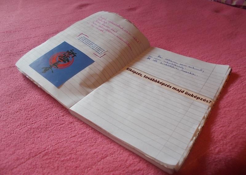 A motivációs napló itt ért véget (Fotó: Somogyi Szilárd/Felvidék.ma)