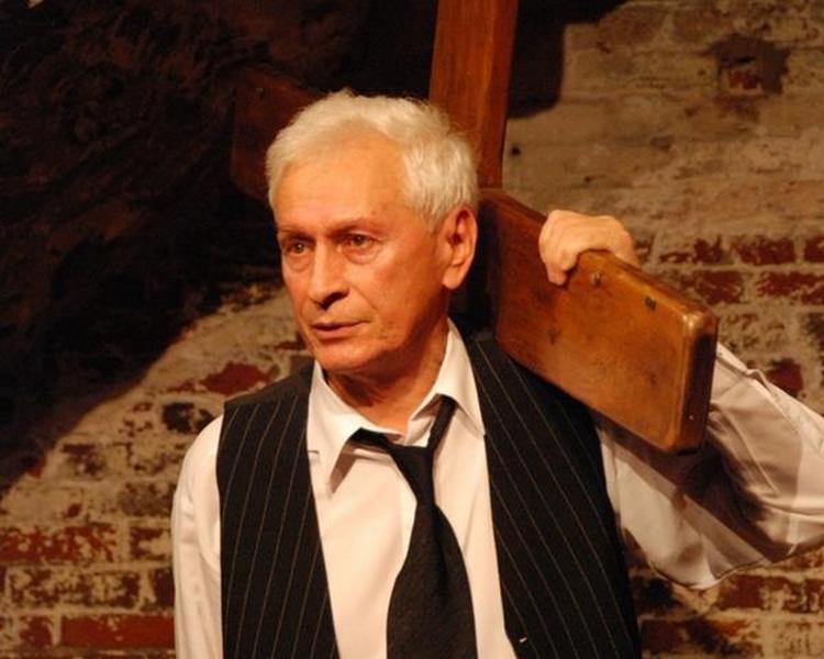 Boráros Imre (Fotó: archívum)