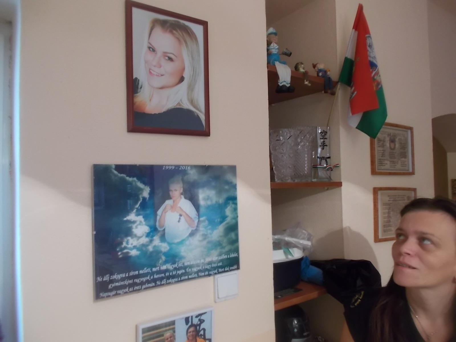 Anya, és lánya... (Fotó: Somogyi Szilárd/Felvidék.ma)
