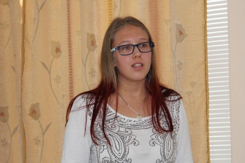 Tirinda Eszter (Fotó: a szerző)