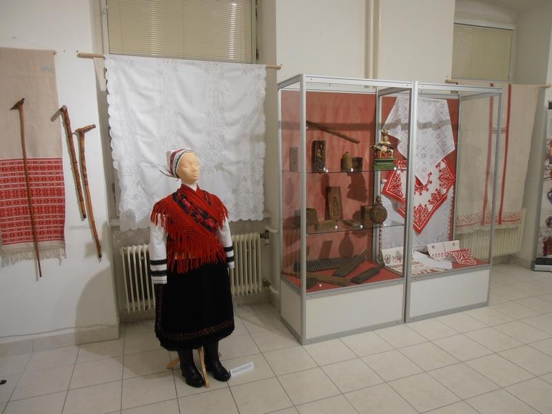 A kiállítás részlete (Fotó: a szerző)
