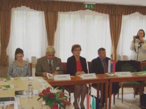 A felvidéki küldöttség (Fotó: Szegedy László/Felvidék.ma)