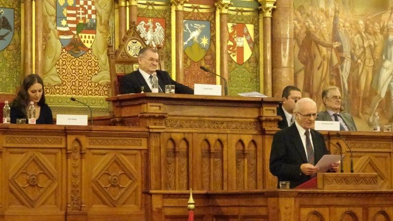 Salamon Konrád (Fotó: Gecse Géza/Felvidék.ma)