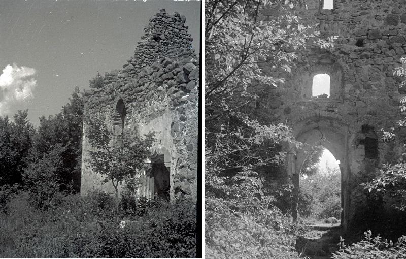 A déli kapu 1940-ben (Fotó: CSK archívuma)