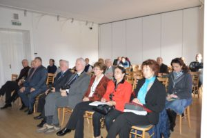 A konferencia résztvevői (Fotó: Dunajszky Éva)
