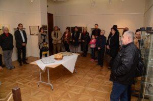 A megnyitó résztvevői (Fotó: Marian Mesiarik)