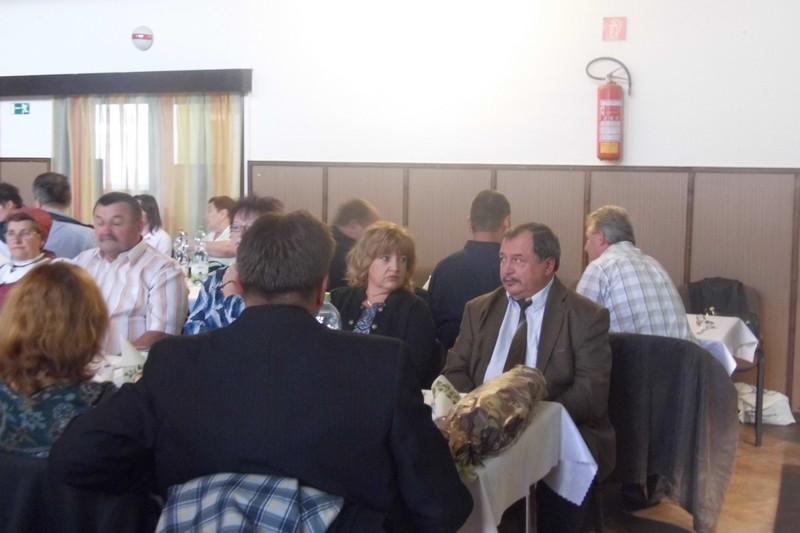 A rendezvényen Gáspár Pál, Berzéte polgármestere is részt vett (Fotó: Beke Beáta, Felvidék.ma)