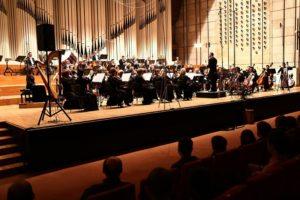 Győri Filharmonikus Zenekar hangversenye Pozsonyban