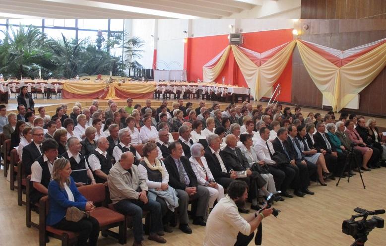 A résztvevők (Fotó: LD)
