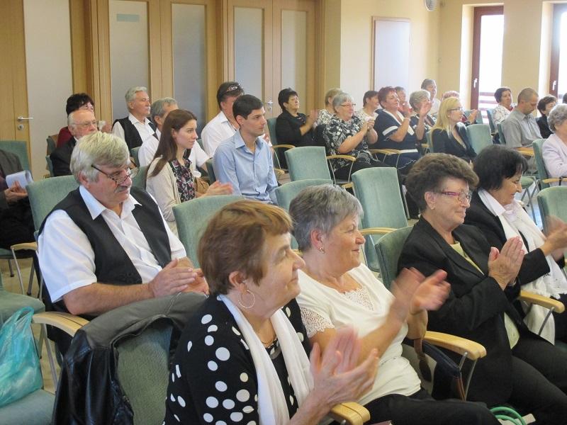 A sárospataki közönség (Fotó: LD)