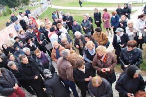 Sokan vettek részt az eseményen (Fotó: Pásztor Péter)