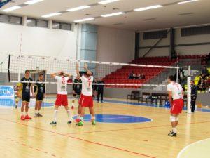 (Fotó: VK Spartak UJS Komárno)
